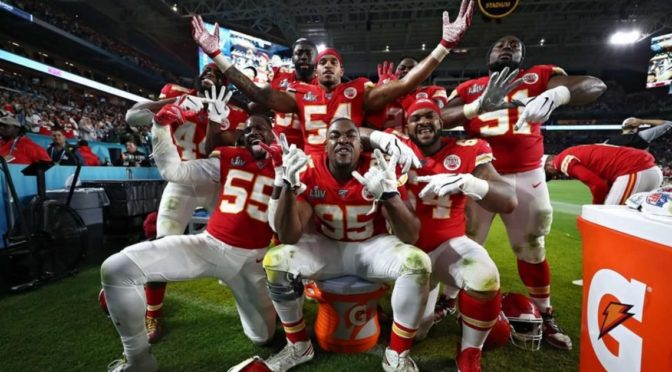 Kansas City Chiefs se quedó con el Super Bowl LIV